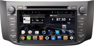 Daystar  DS-7014HD Android 6.0 для Nissan Sentra 2014+