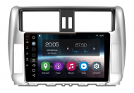 Штатная магнитола FarCar s200 для Toyota Land Cruiser Prado 150 на Android (V065R)