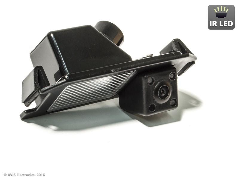камера заднего вида на hyundai i20