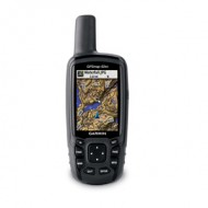 Туристический навигатор Garmin GPSMAP62stc OFFICIAL+ТОПО карты (НАВИКОМ)