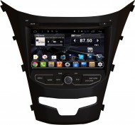 Daystar DS-7006HD Android 6.0 для Ssang Yong Actyon 2013+