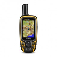 Туристический навигатор Garmin GPSMAP 64 OFFICIAL+ТОПО карты России (НАВИКОМ)