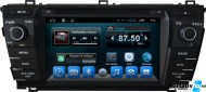 Daystar DS-7110HD Android 4.4 для Toyota Corolla 2013+