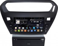 Daystar DS-7111HD Android 4.4 для PEUGEOT 301 (2013+)