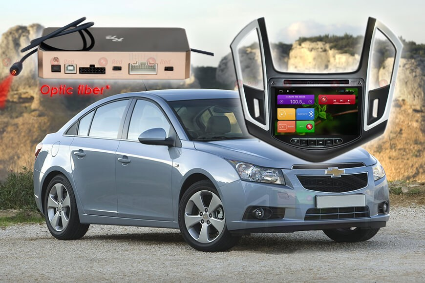 RedPower 31052 IPS HD для Chevrolet Cruze 2013+
