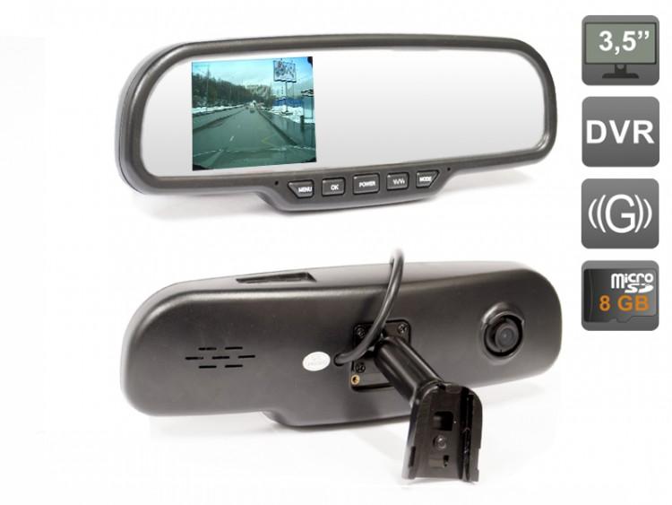 Авторегистратор с креплением на зеркало заднего вида зеркало с регистратором на андроиде