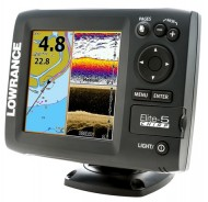 Lowrance Elite-5 CHIRP (v.2) 50/200+455/800 кГц